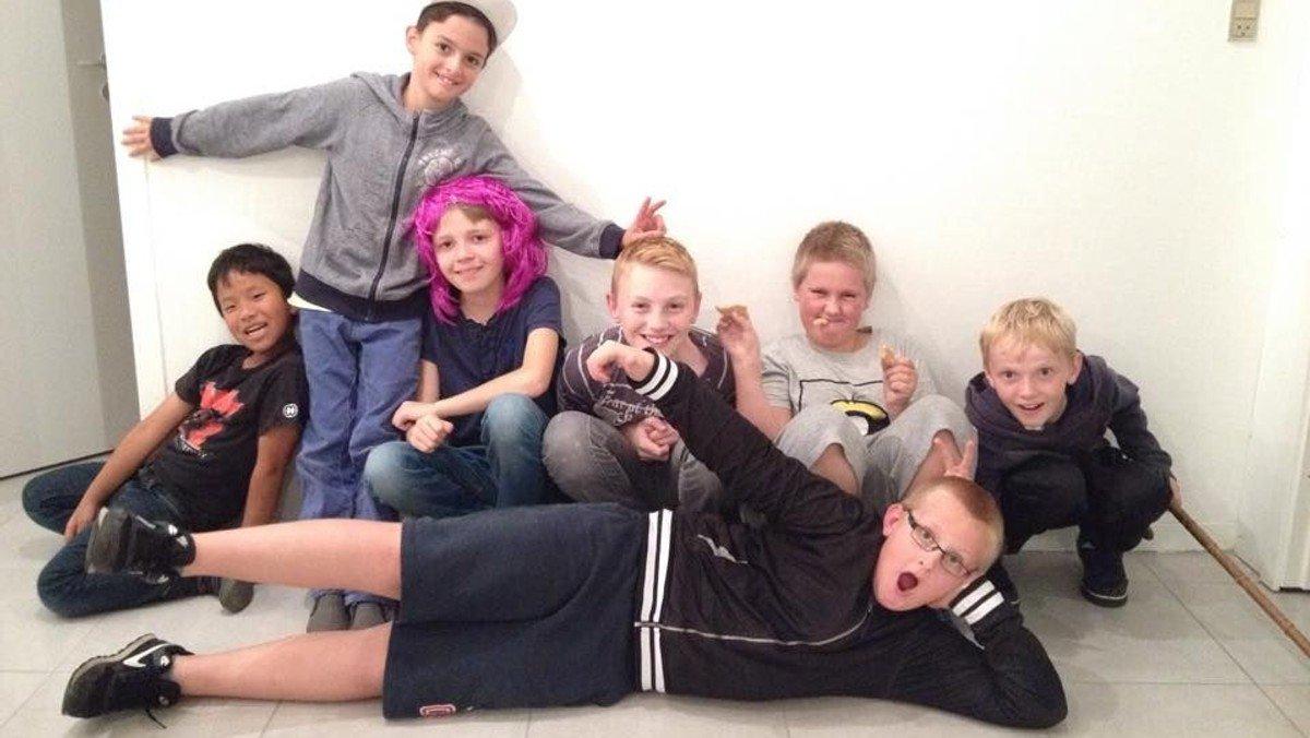 Drengeklub - AFLYST!!