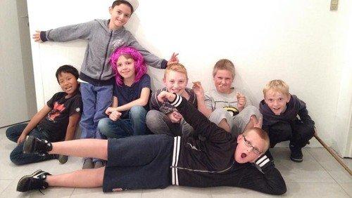 Drengeklub - AFLYST indtil videre
