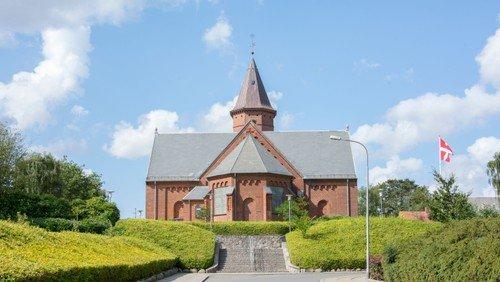 Gudstjeneste (diakoniens dag/kyndelmisse) ved Peter Krabbe-Larsen