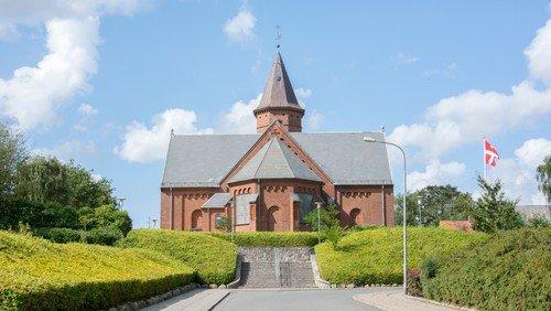 Konfirmation Parkskolen ved Thorkil Lundberg