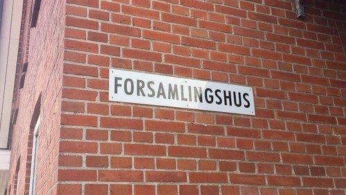 Sogneeftermiddag i Nøvling