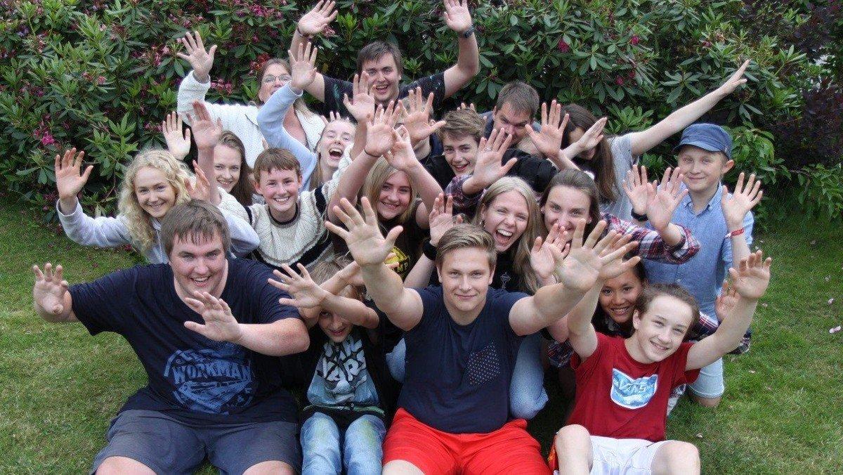 Strandkirkens Unge: Fællesaften