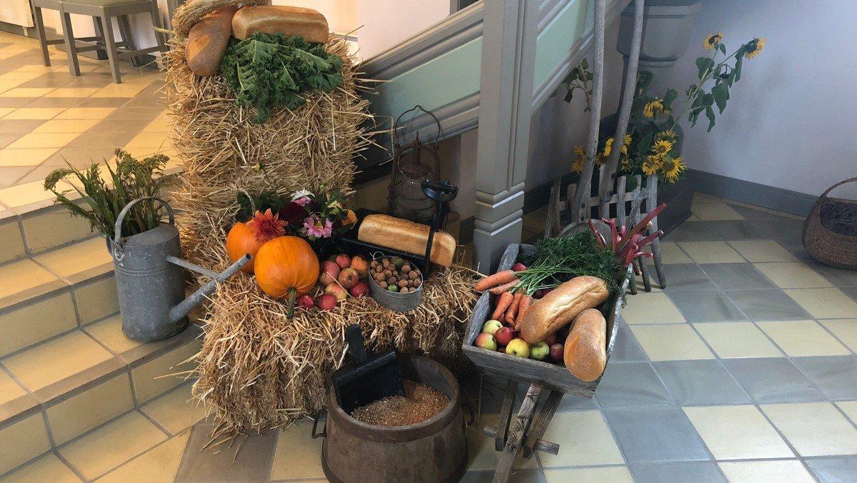 Høstgudstjeneste kl. 10.30 i Gudumholm Kirke