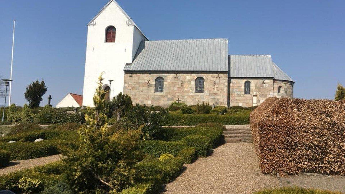 (3. søndag i advent) Gudstjeneste kl. 09.00 i Lillevorde Kirke