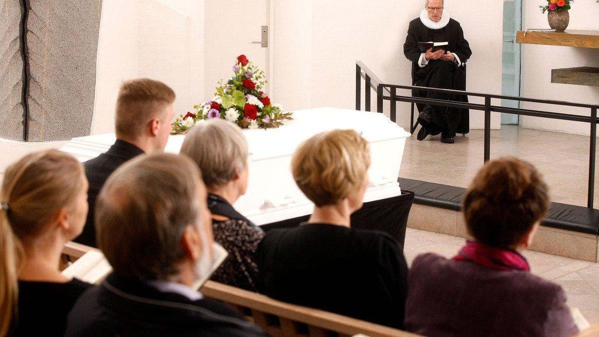 Fredagscafé - Om at planlægge sin egen begravelse