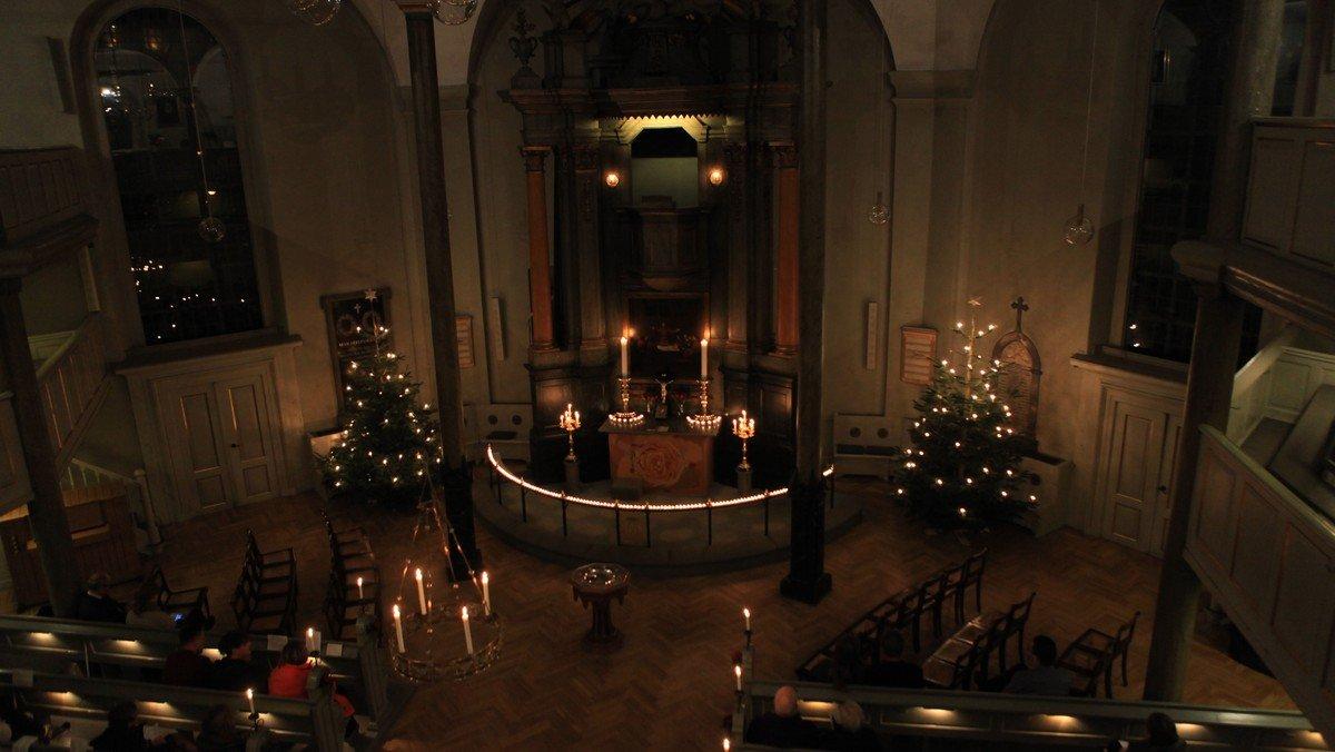 Aftenmusik: Musikhøjskolens julekoncert