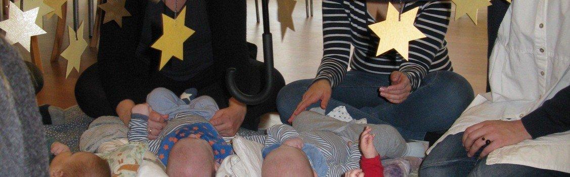 Babysalmesang - NB: husk tilmelding (NB: 8 pladser)
