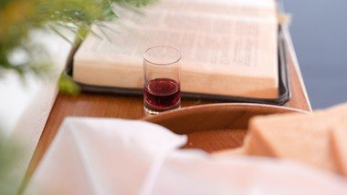Gottesdienst mit Abendmahl
