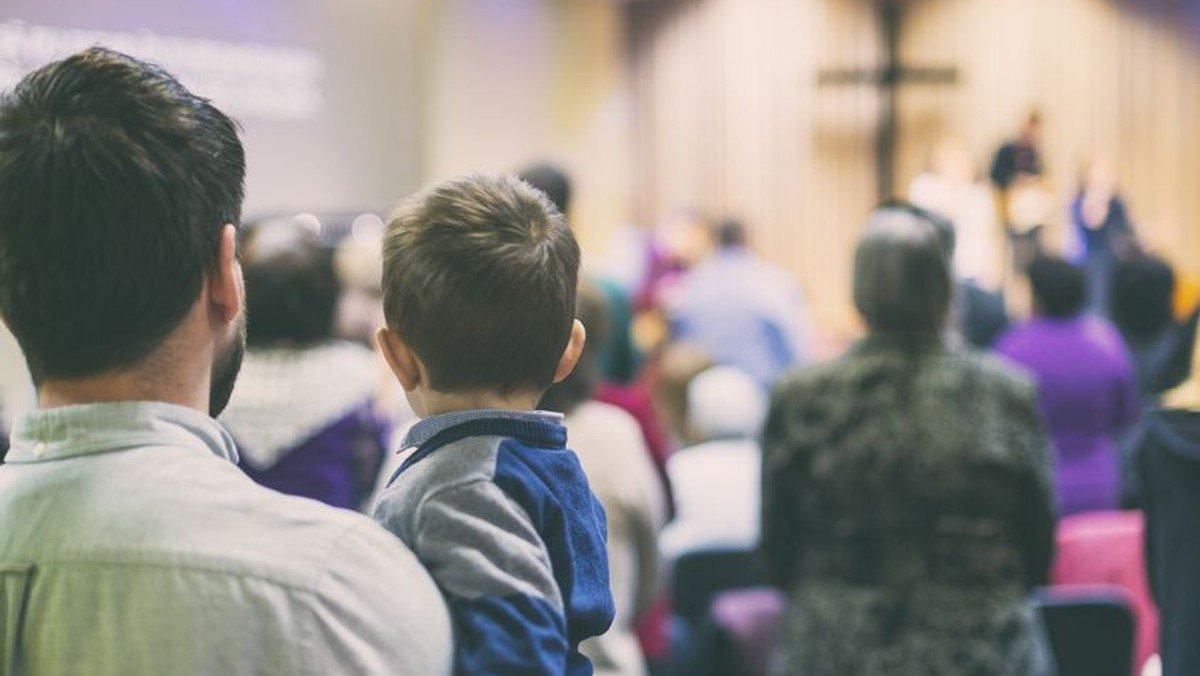 Gottesdienst mit Einsegnung
