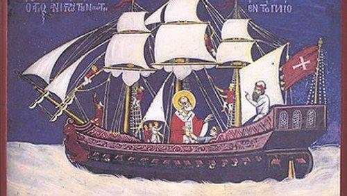 St Nikolaus Festvesper
