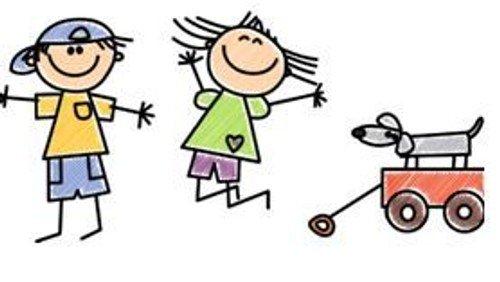 Kinderkreis in Aken