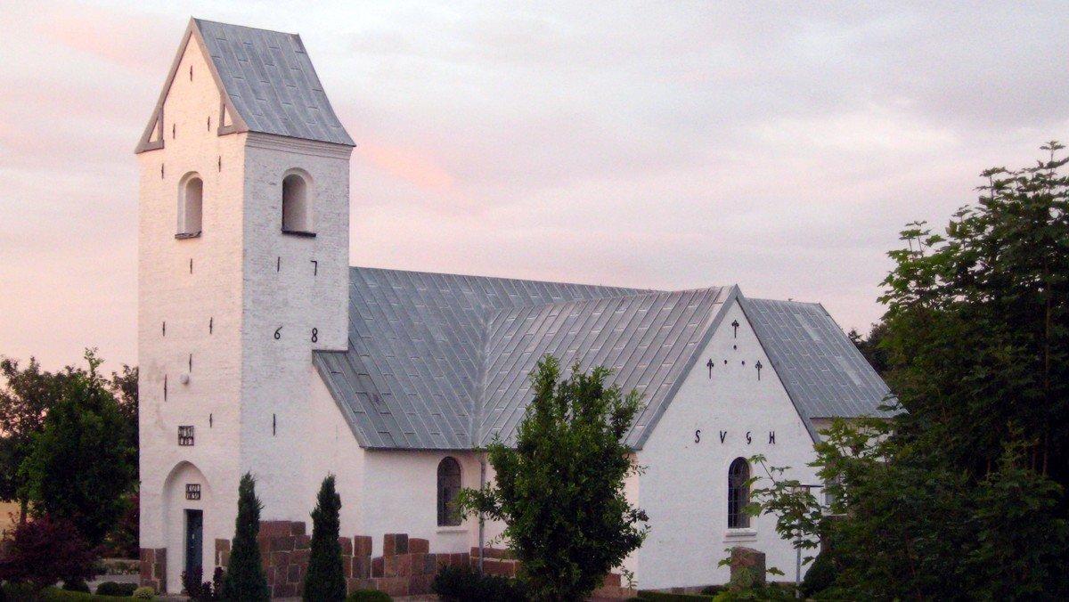 Lysfest med start fra sognegården kl. 18.30