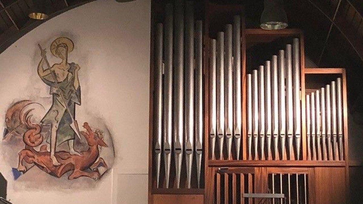 Orgelmusik zur Marktzeit zum Abschluss der Offenen Kirche