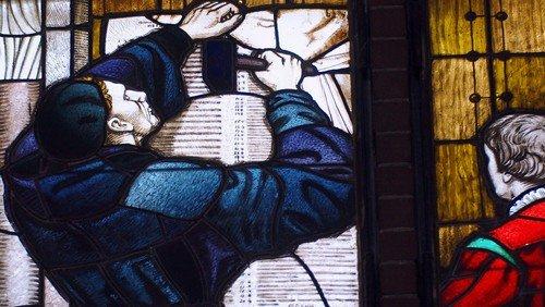 Regionaler Gottesdienst zum Reformationstag in der Kirche Zum Heilsbronnen