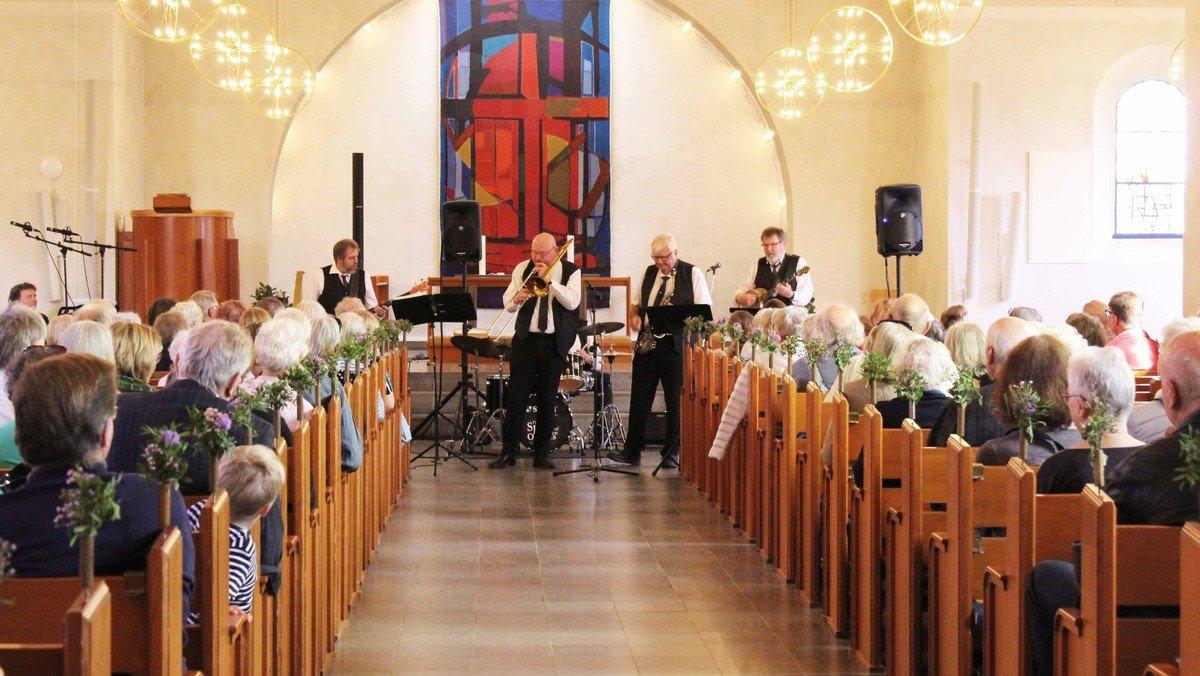 UDSÆTTES! Jazzkoncert