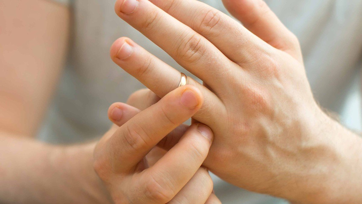 Aflyst Sorggruppe for skilsmisseramte