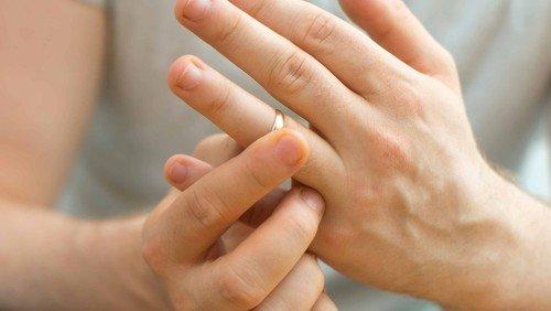 Sorggruppe for skilsmisseramte