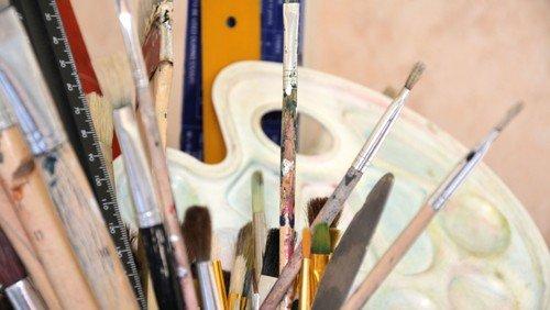 Malerværksted