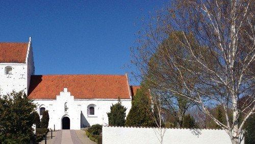 Gudstjeneste i Ågerup Kirke v/Detlef von Holst