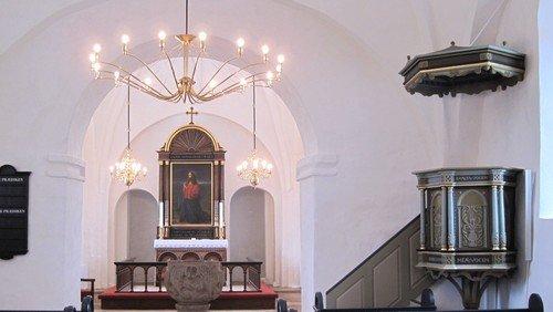 Nytårsgudstjeneste i Nørre Snede Kirke