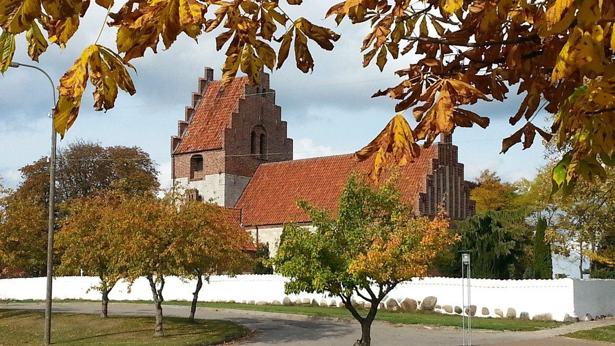 Højmesse i Himmelev Kirke - husk mundbind
