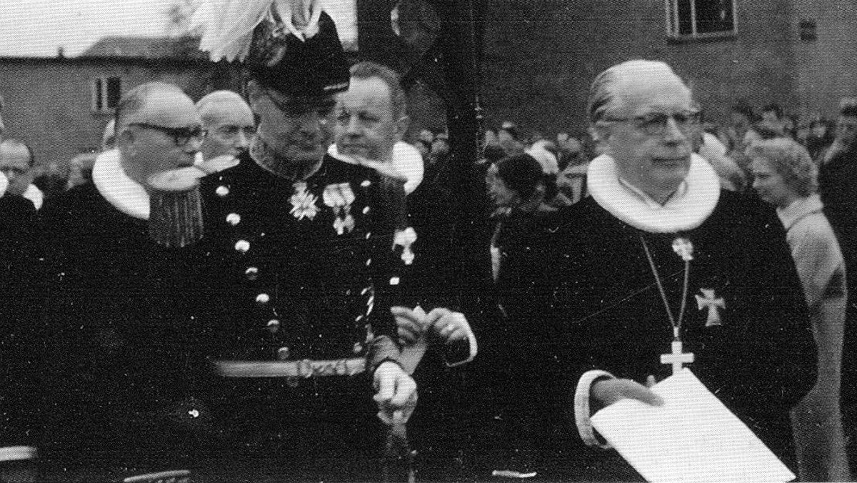 Foredrag - Biskop Fuglsang