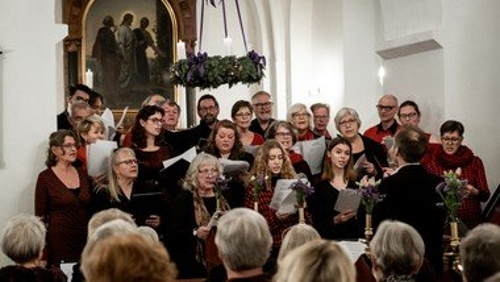Julekoncert i kirken.