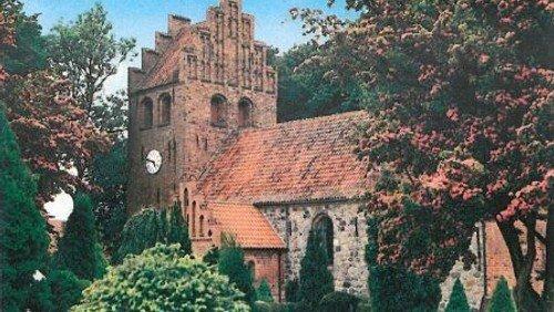Allehelgensgudstjeneste Oppe Sundby Kirke