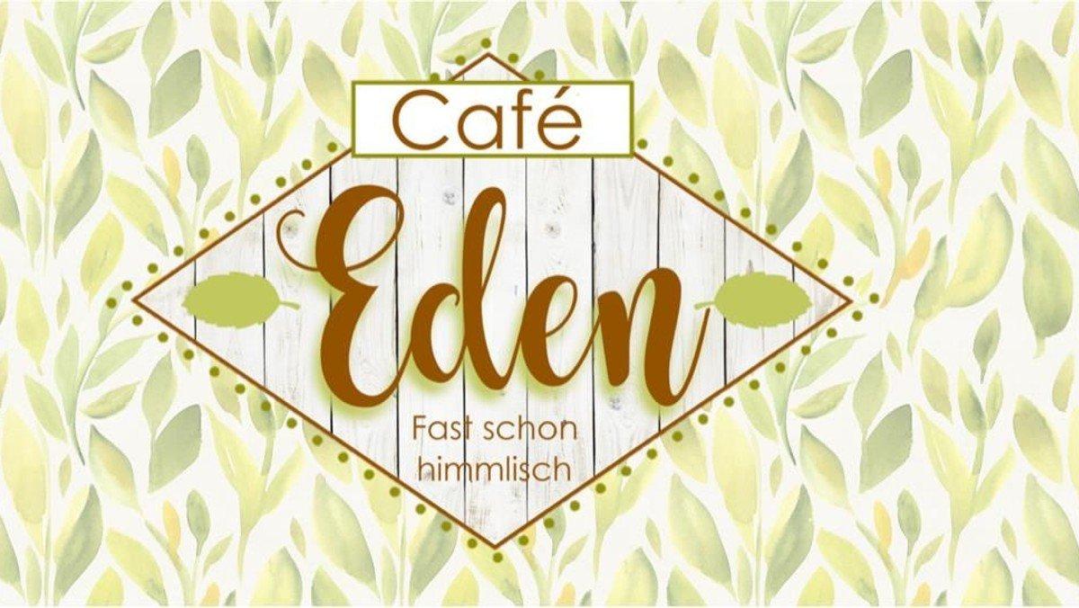 Café Eden - Adventsfenster
