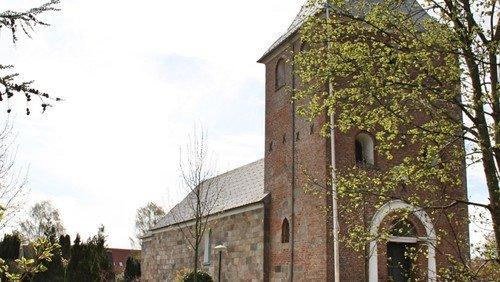 Fole kirke: Gudstjeneste v. Gjesing kl. 16.00 - Alle helgen