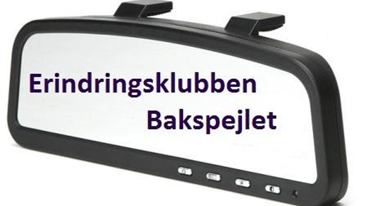 Aflyst Bakspejlet - FLYTTET TIL DEN 2. DECEMBER KL. 14.00