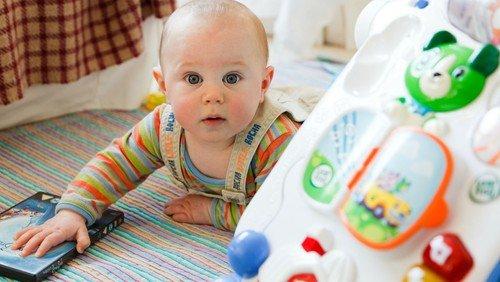 Online Babymassagekurs Plus