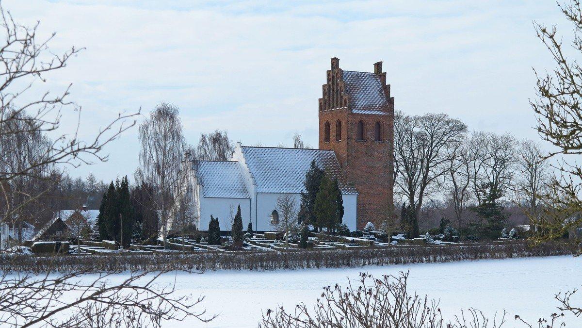 AFLYST - Anden juledag i Grønholt Kirke