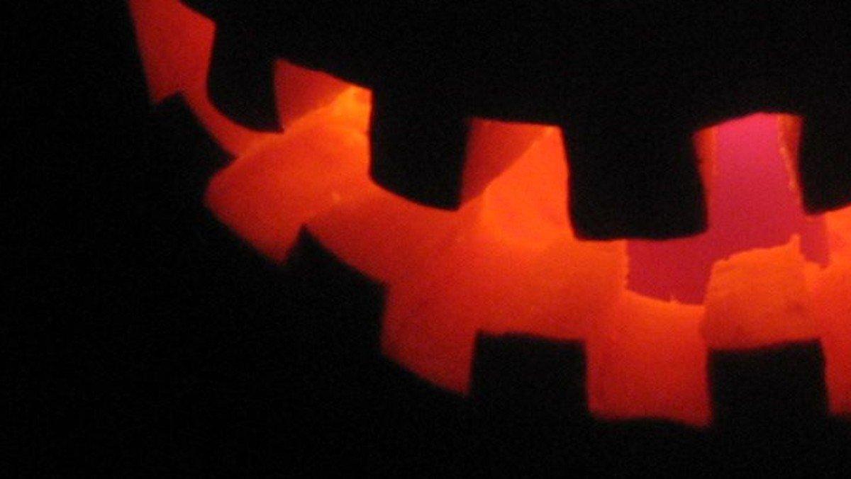 Halloween i Asminderød Kirke