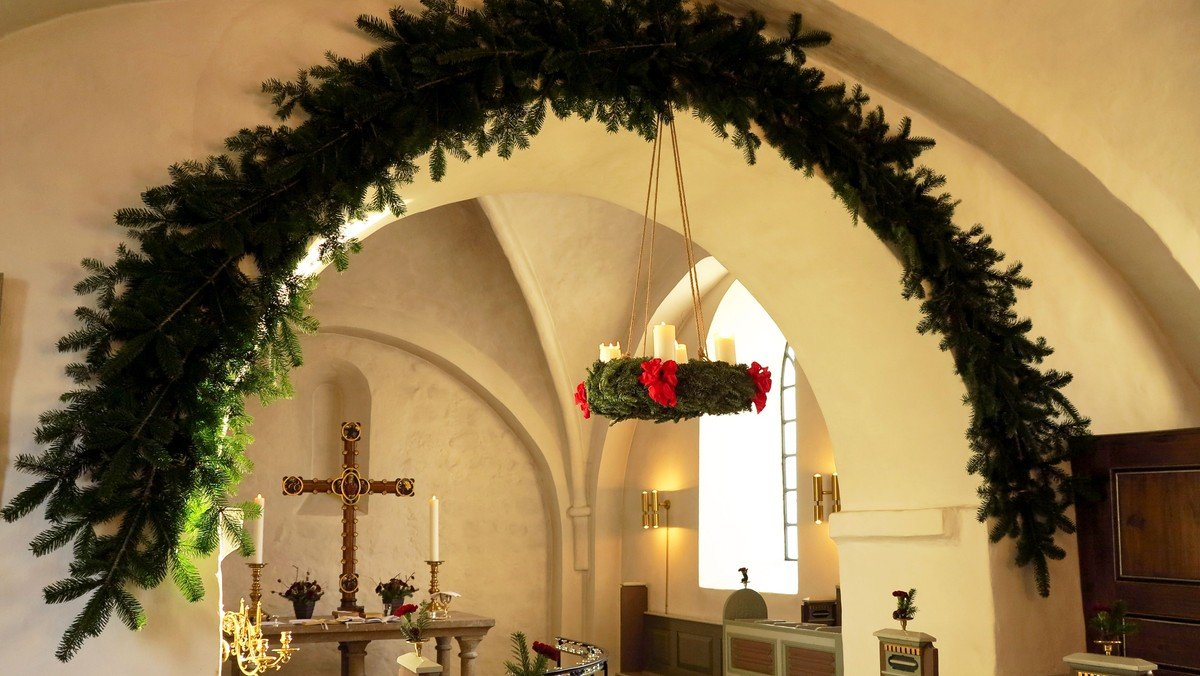 AFLYST - Juleaften i Grønholt Kirke med tilmelding
