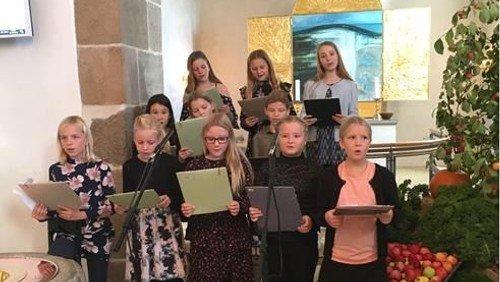 Farsø Kirkes Børnekor