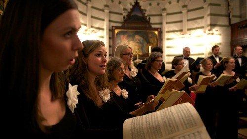 Adventskoncert med Blaagaard Kammerkor