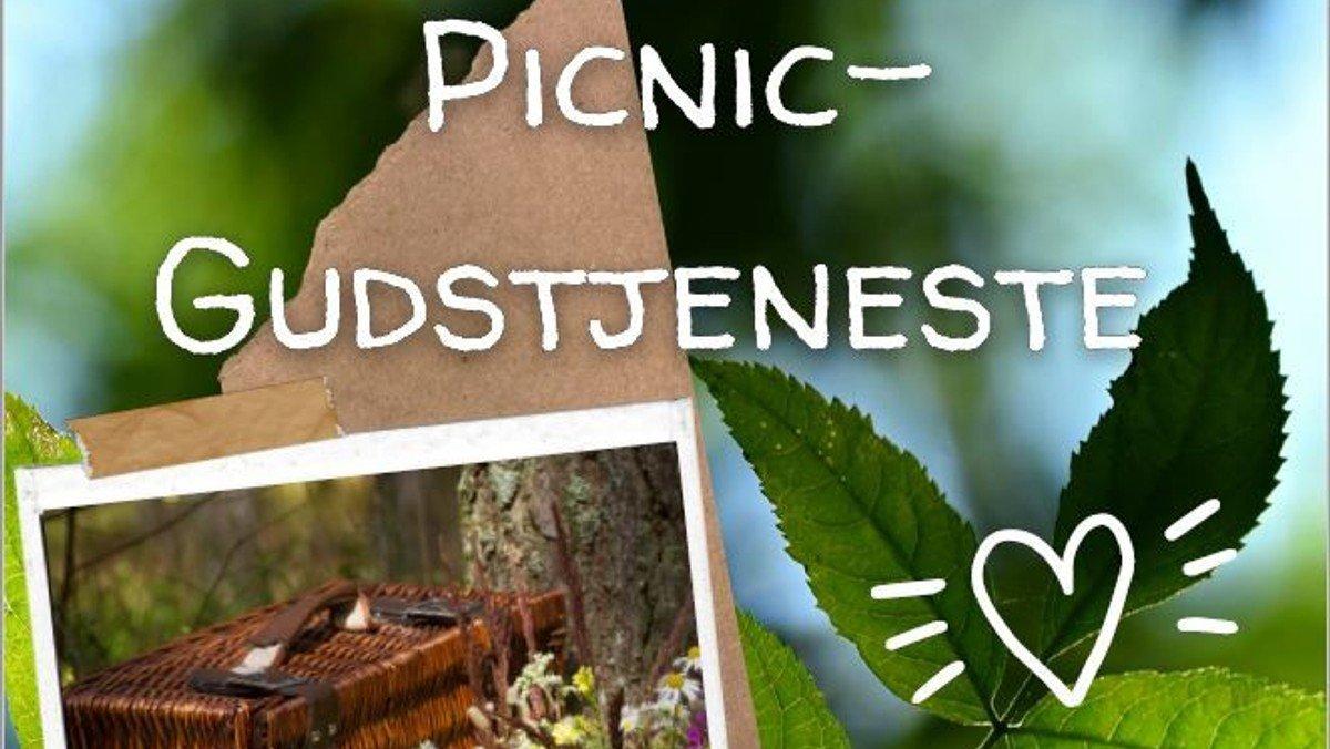 Picnic-gudstjeneste v/Birte Maarup Iversen