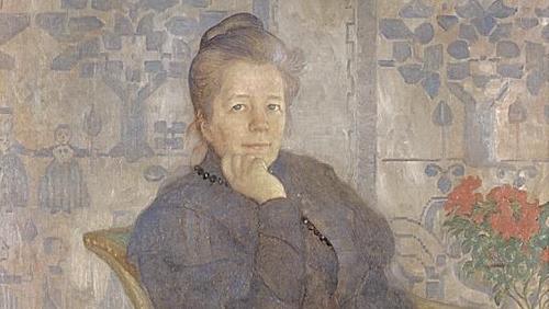 Carol Larsson, public domain
