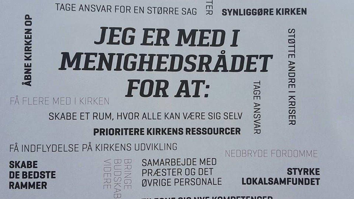 Menighedsrådsmøde i Karlstrup ændret dato