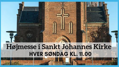 Højmesse i Sankt Johannes Kirke