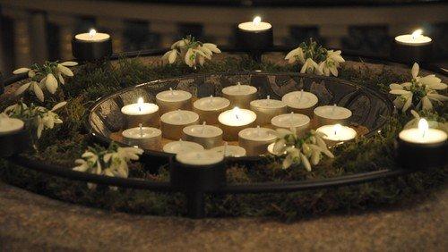 Alle Helgengudstjeneste St. Tårnby Kirke