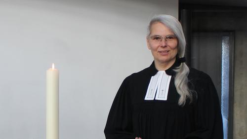 Gottesdienst zum Abschied von Pfarrerin Singha-Gnauck