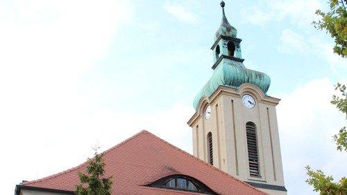 Erntedank-Gottesdienst mit querBlech