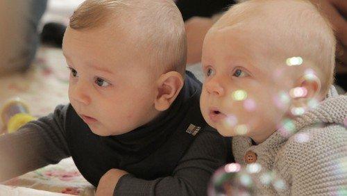 UDSAT. Babysalmesang