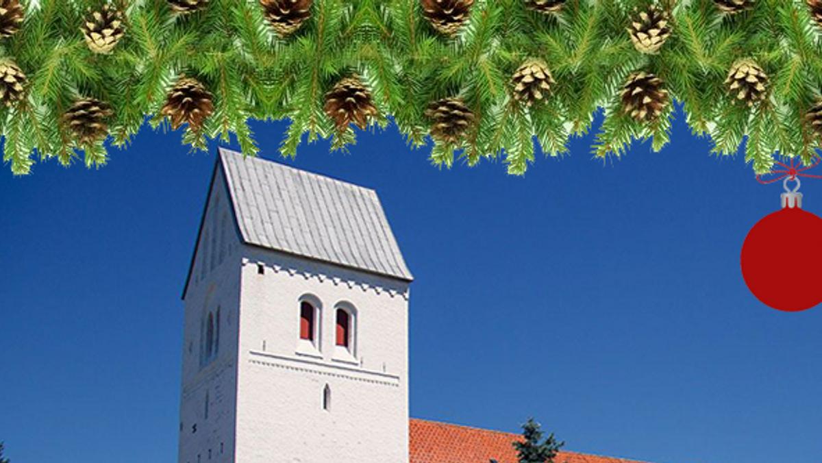Julegudstjeneste Nr. Tranders BILLETTER NØDVENDIG