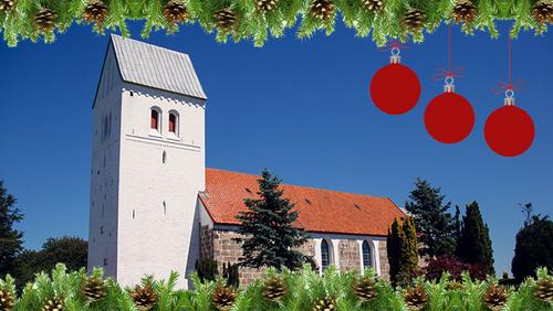 nr tranders kirke julekugler