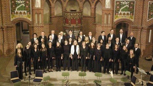 WAY TO PARADISE - Chormusik mit Orgel