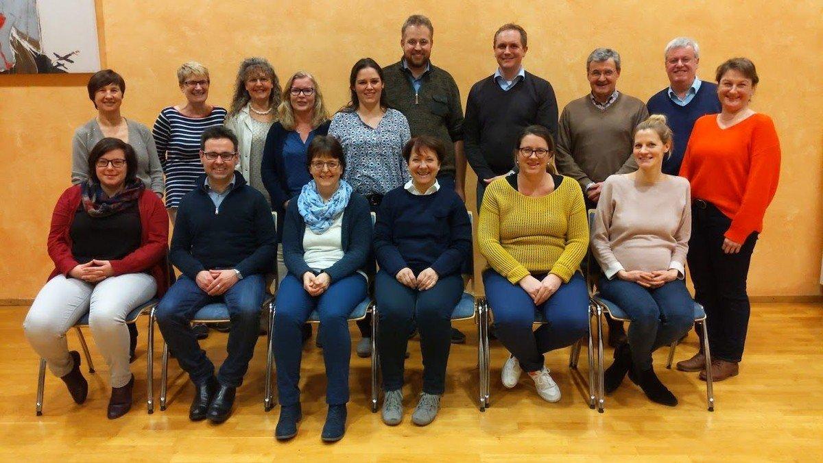 Sitzung des Kirchengemeinderats