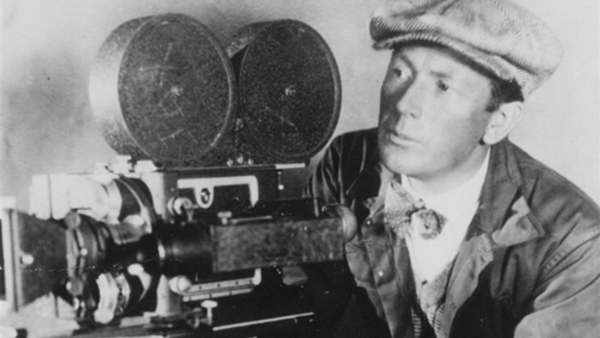 Murnau-stumfilm med orgel-akkompagnement ved Paul Goussot